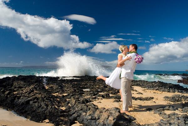 Maui Hawaii Wedding Photography for Shanahan 12.11.07