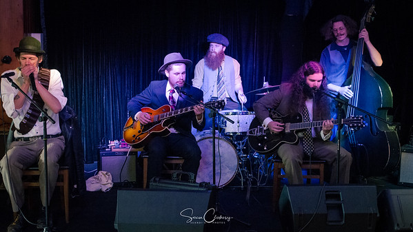 Aaron Gillett's Boogie Band @ St. Andrews Hotel: Sep 16th