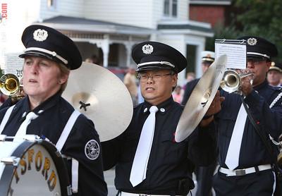 Penn Yan Fire Dept. Parade 2013