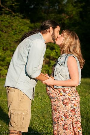 Sabrina and Phil Maternity