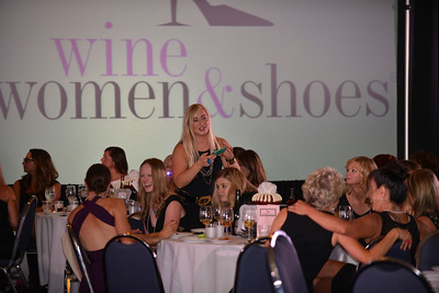 Wine, Women, and Shoes - 2015