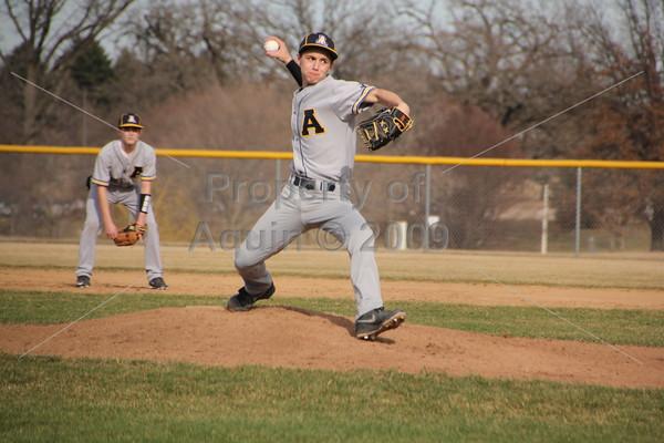 fresh-soph baseball v. dakota . 4.2.15