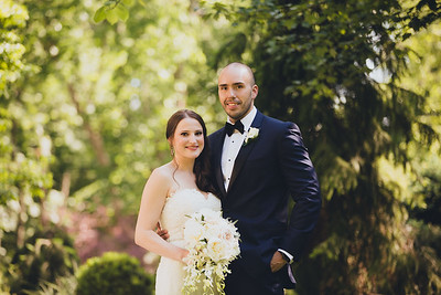 Lindsey and Anthony - Crystal Plaza
