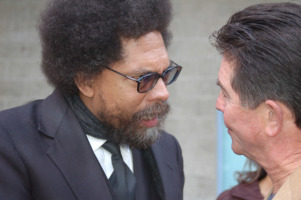 Cornel West at West L.A. College1/15/ 2007