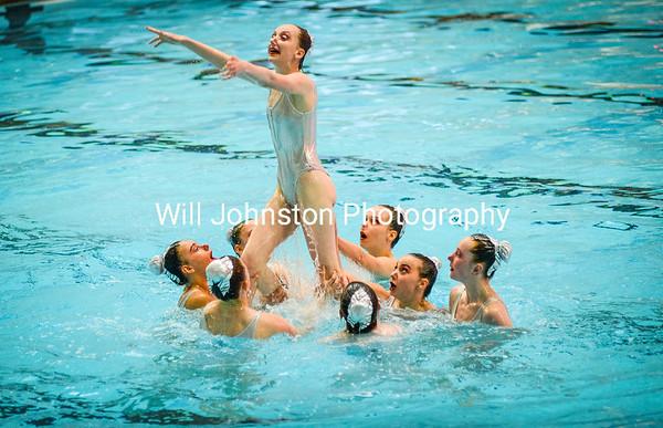Swim England Synchro NAGS - Manchester '19 - 030319