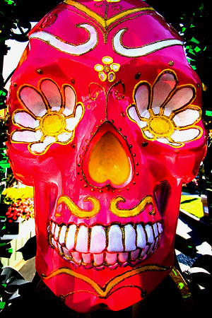 Different areas of Mexico and Central America have evolved differences in celebrations.  The Dead of the Dead as a religious celebration is stronger in the south than in the north.