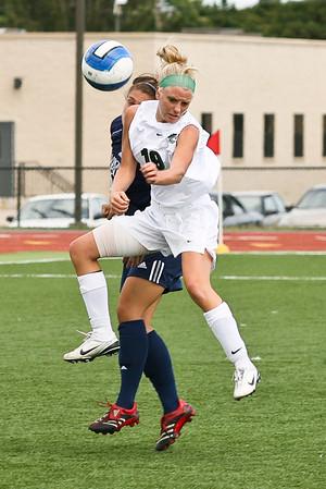 women's soccer - 09/09/07