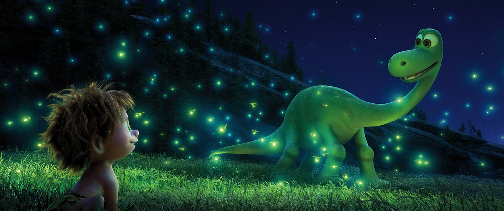 """Seeing the Light"" trailer just released for Disney-PIXAR's THE GOOD DINOSAUR"