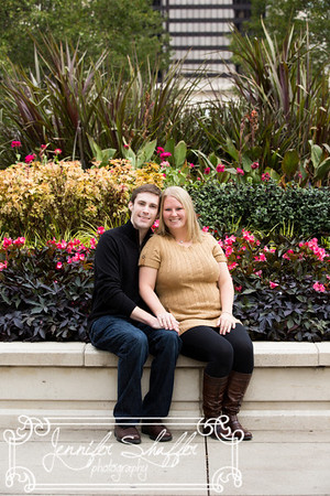 Patrick and Kristin Engagement Highlights