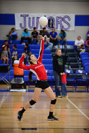 Jourdanton Volleyball vs George West