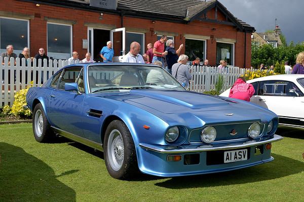 Burley Classic Show 18 August 2013