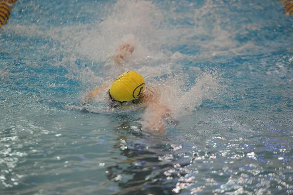 2017 Loyola Swimming - 01-24-2017