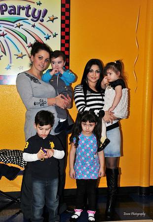 Liana's Child's Birthday Party