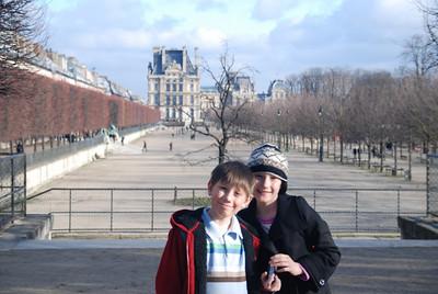 2010 Europe Trip - Paris