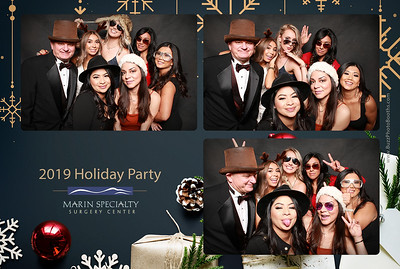 2019 MSSC Holiday Party