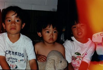 Kids friends 1998