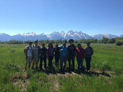 Sustainability and Leadership in the Tetons