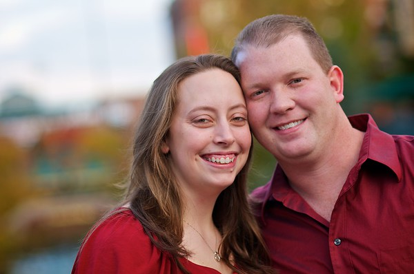 Jason and Deana Engagements