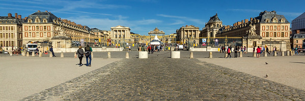 De Versailles ...  aux Egouts de Paris