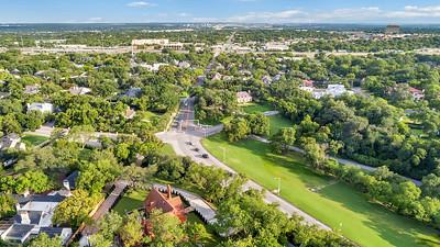 5700 Westover Court Aerials