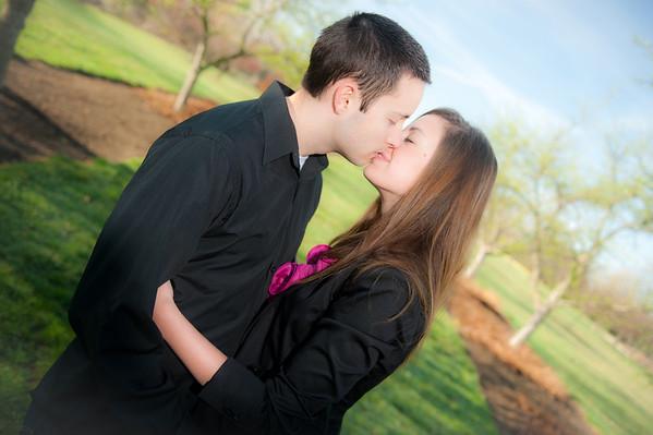 Rachel and Evan Engagement