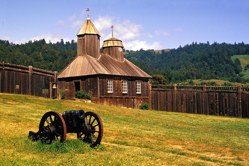 Fort Ross State Historic Park, CA
