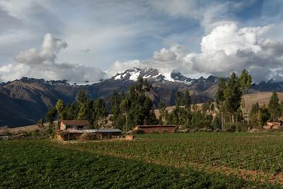 The Urubamba Valley