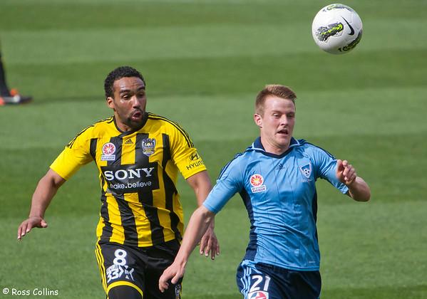 Phoenix 2 vs. Sydney 1 - 2011
