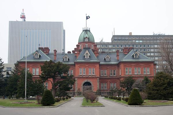 Sapporo, 2011