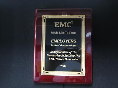 2009 DC Trophy Case