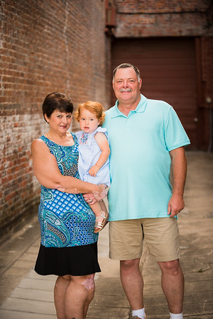 Steward & Smith Family