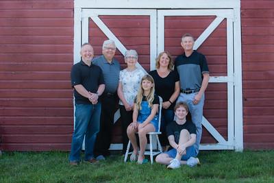 Marshall Family Photos 2020