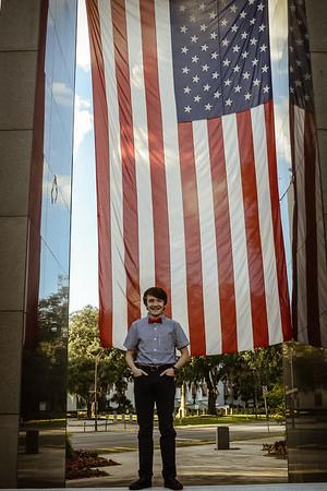 Isaac Kent Senior Photos