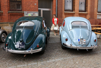 The Show - 7th Intl. Vintage Volkswagen Show in Hessisch Oldendorf, Niedersachsen,  HO2017