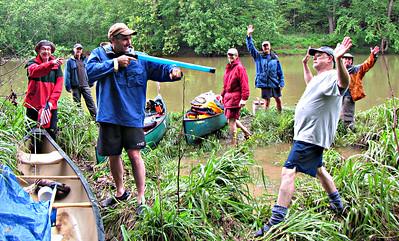Cacapon River (May 26-28, 2017)