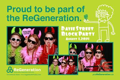 Pride - Davie Street Block Party 2014 - ReGeneration