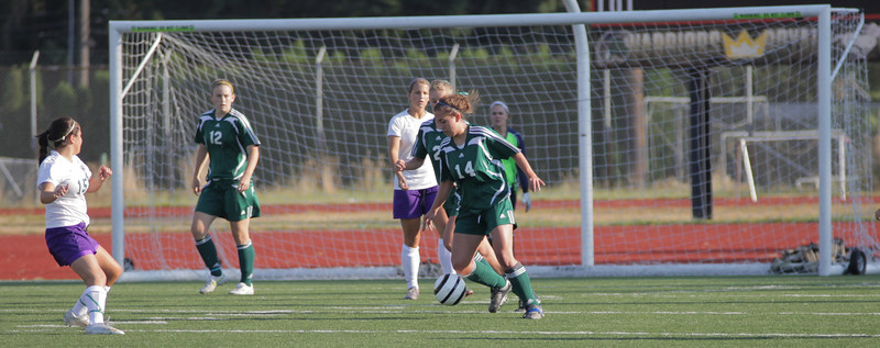 Woodinville High School Varsity verse Edmonds Woodway High September 10, 2011   ©Neir