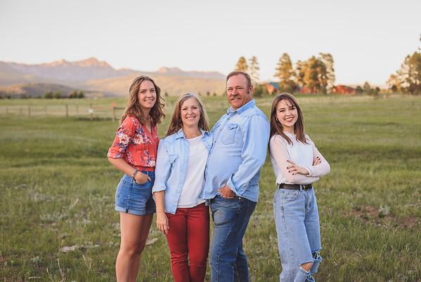The Stewart Family   June 2021