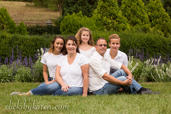 Chrissy, Scott & Family