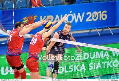 Semifinale SERBIA-ITALIA #FIVBWorldLeague