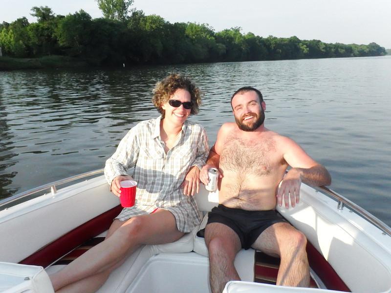 6/17 Carol & Eric