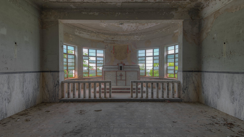 Urbex - Sanatorio Monte Spirito (IT)