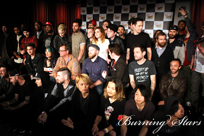 Warped Tour Kick Off Press Conference @ the Grammy Museum (Los Angeles, CA); 04/01/14