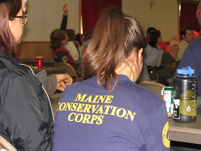 2016 Maine Conservation Corps Recognition Ceremony