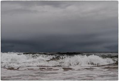 Kingsbarns Beach Scotland 1st October 2020