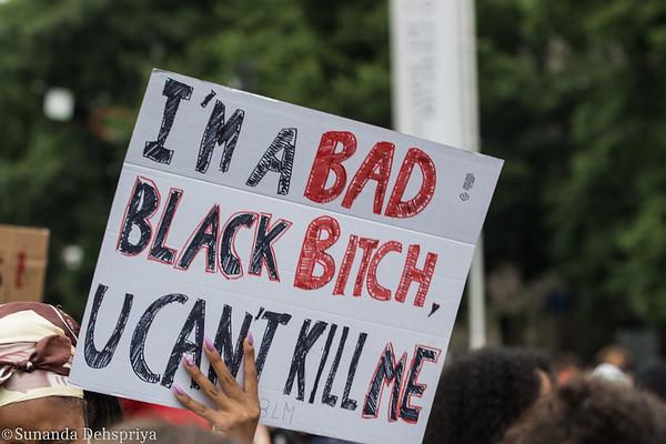 BLM Protest Geneva 09.06.2020