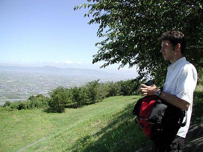 2001/07/03 - Yatsushiro 8 - More Mountains