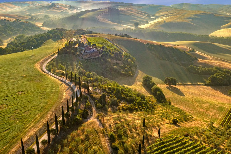 Tuscany Fields Shadow Play-.jpg