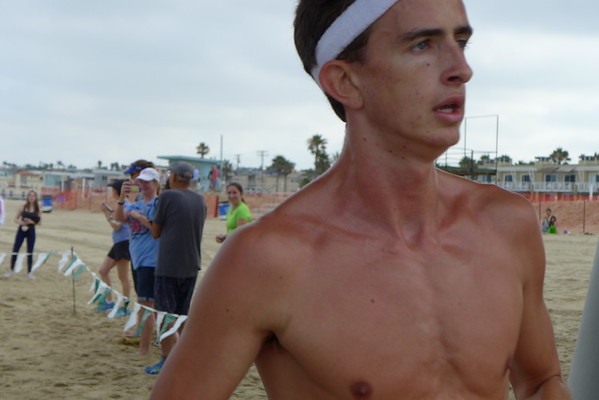 2017 Dick Fitzgerald 2-Mile Beach Run
