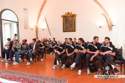01.10.12 Sir Safety Perugia - Presentazione in Comune